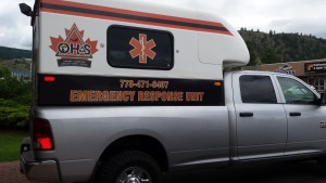 Mobile Treatment Center, first aid attendant
